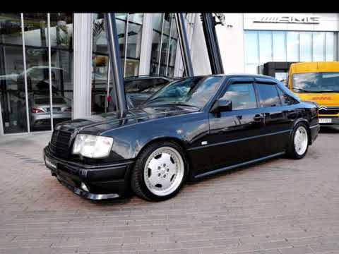 tuning mercedes benz w124 3 4 amg 300e youtube. Black Bedroom Furniture Sets. Home Design Ideas
