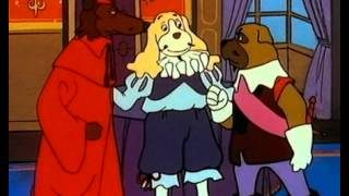 Dogtanian And The Three Muskehounds  1x07 - Dogtanian Meets The King