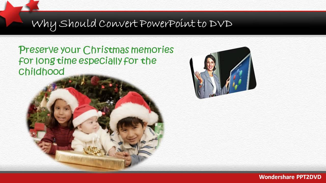 Christmas ideas - Make Christmas greeting cards by PowerPoint - YouTube