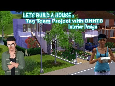 The Sims 3  Lets Build a House - Rose Petal #2