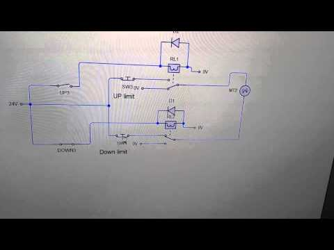 12 Volt Dc Limit Switch Wiring Diagram - Wiring Diagram Home Dc Forward And Reverse Wiring Diagram on