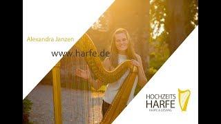 You raise me up - Hochzeitsharfe Münster | Harfe und Gesang