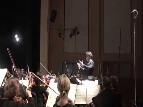 Barbiere Act i Finale  Daniel Stewart, Santa Cruz Symphony Nov 2016