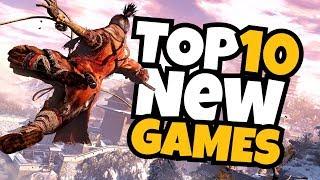 Top 10 Games of E3 (2018)