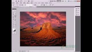 【PhotoShop CS5】簡單顏色範圍去背