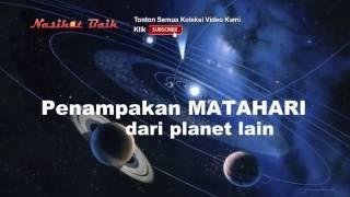 Video Begini Penampakan Matahari dari Planet Lain bukti Keajaiban Allah yang Menakjubkan download MP3, 3GP, MP4, WEBM, AVI, FLV Desember 2017