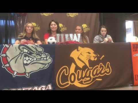 Signing day at Cibola High School