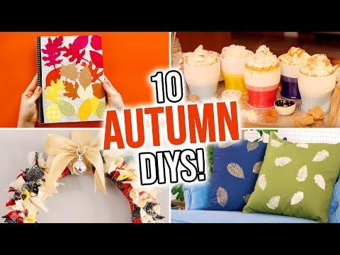 10 Fall DIYs For Your Home! - HGTV Handmade