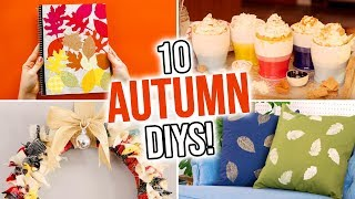 10 Fall DIYs For Your Home! - HGTV Handmade