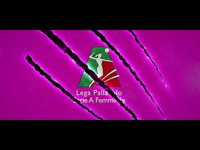 Trailer Campionato Italiano 2020/21 | Lega Volley Femminile