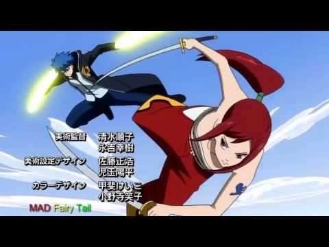 "Fairy tail Fiction ""ayame"" opening"