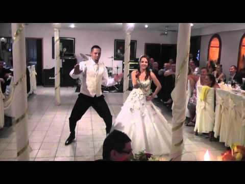 Evolution of dance wedding Slovakia