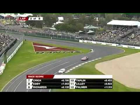 F1 Australian Grand Prix Race 3 Part 1   2010 Vodka O Australian GT Championship
