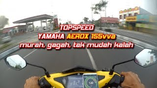 TOPSPEED Yamaha Aerox 155 VVA || Aji VAS