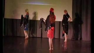 SAFFANAH RAKS- spektakl tańca orientalnego cz.2 Melaya Leff Thumbnail