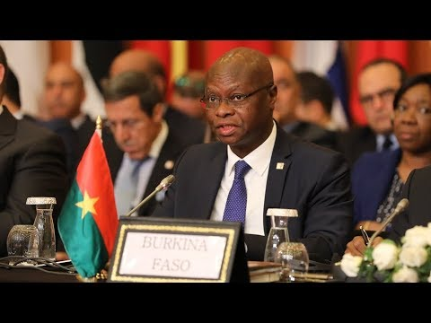 China welcomes Burkina Faso's decision to cut diplomatic ties with Taiwan