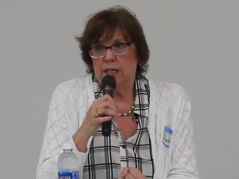 Ginny Sherlock, Environmental Attorney, 2016 Forum