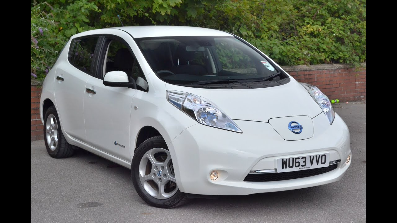 wessex garages used nissan leaf acenta at pennywell road wu63vvo youtube. Black Bedroom Furniture Sets. Home Design Ideas
