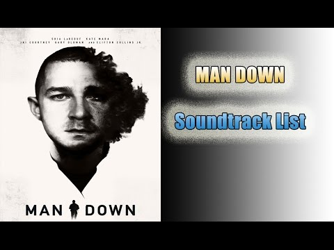 Man Down Soundtrack list