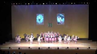 さゝ連@選抜・徳島市立文化センター8月15日1回目~徳島阿波おどり2011