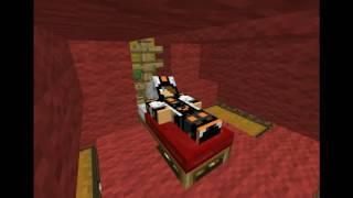 Minecrаft сериал(зомби апокалипсис) #2 (Лагерь разбит+пропажа Никиты)