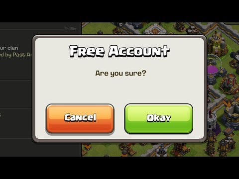 DO NOT Fall For This Clash of Clans SCAM!! | PSA Warning