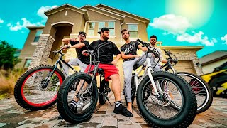 ROLE DE BIKE DA BREAKMEN ‹ EduKof ›