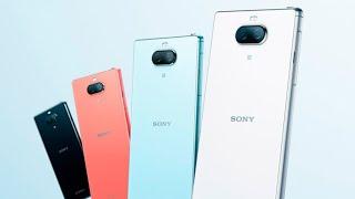 New Sony Xperia 8 Smartphone!