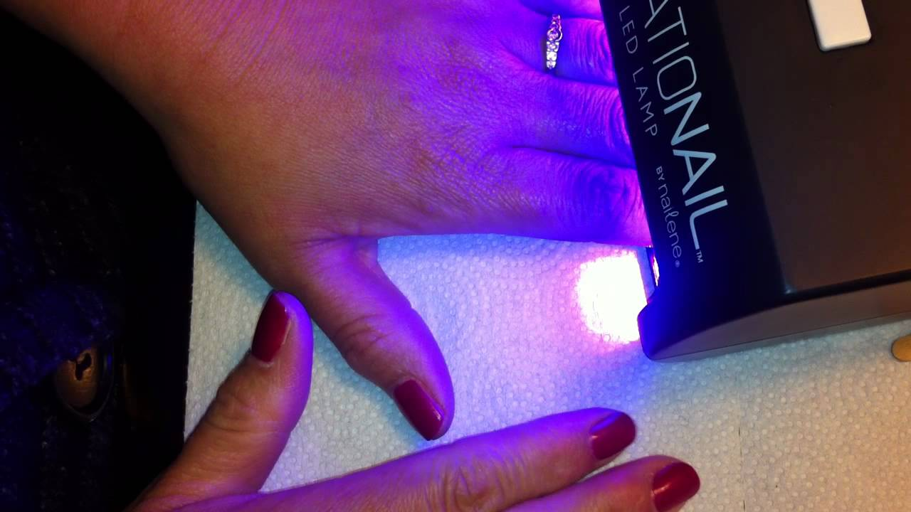 Diy nails home sensationail tutorial youtube solutioingenieria Gallery