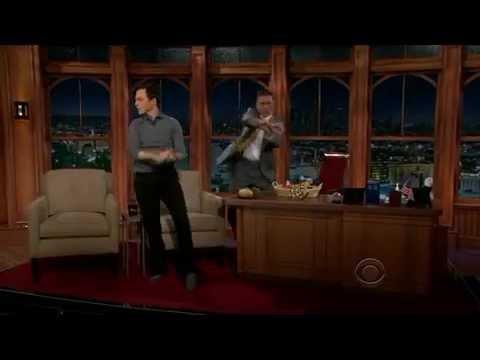 Jim Parsons dancing gangnam style