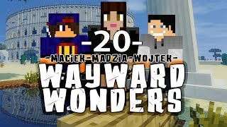Wayward Wonders #20 - Coloseum /w Gamerspace, Undecided