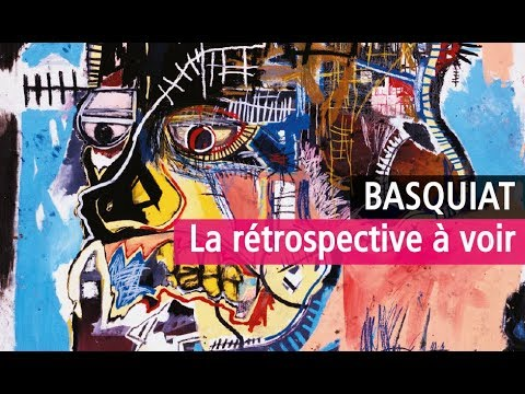 Jean-Michel Basquiat en maître à la Fondation Louis Vuitton