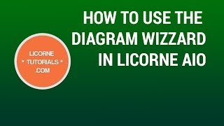 Licorne AIO Tutorial: Diagram Wizard