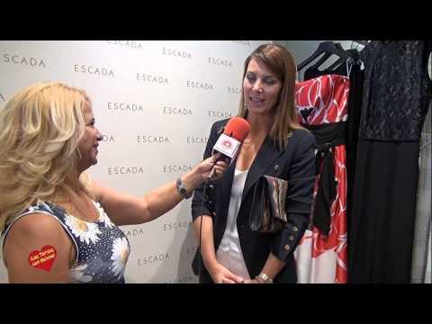 Entrevista de Helena Olaya  a Mar Flores en Escada Puerto Banus thumbnail