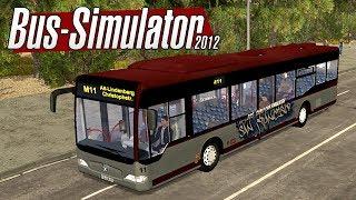 Bus Simulator 2012 - Dirigindo Ônibus