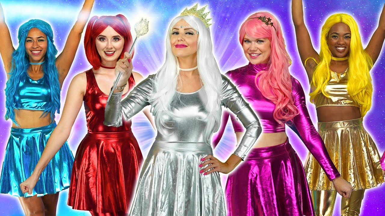 Download THE SUPER POPS SAVE THE WORLD. SUPERPOWER POP STARS. (Season 1 Episodes 2 and 3) Totally TV