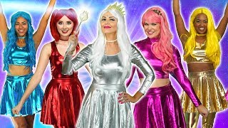 THE SUPER POPS SAVE THE WORLD. SUPERPOWER POP STARS. (Double Episode 2-3) Totally TV Originals