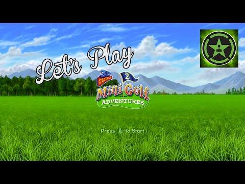Let's Play - 3D Ultra MiniGolf Adventures 2 - Part 1