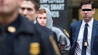 FINALMENTE O FBI PEGOU O GAROTO QUE ROUBOU 200 MILHÕES