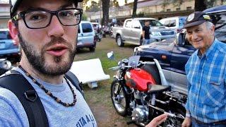 Rally nacional de motos antiguas en Tucuman: DIA 1 Llegar a Tucumán