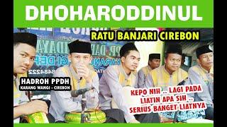 Download TERBARU !! DHOHARODDINUL (Cover) ~ Voc : Mba Dwi ~ HADROH PPDH ~ Cirebon