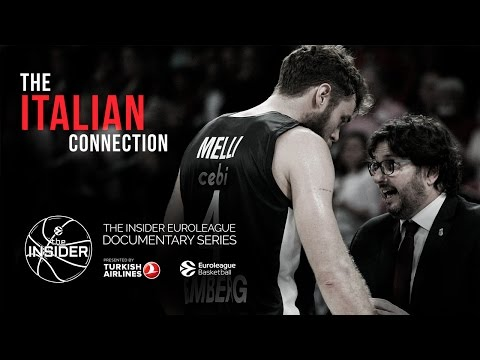 The Insider EuroLeague Documentary: ''The Italian Connection''