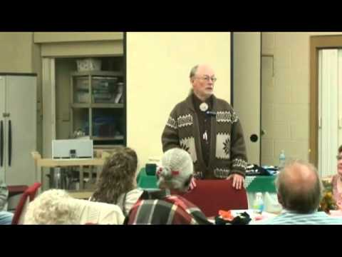 Dr. David Connell's Talk on ''Forgiveness'' @ Unity Church of Livonia, MI - Oct 9th, 2012