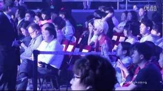 [Mike D. Angelo][Fancam] 2015 KUMUSIC Asian Music Awards-Under the Stage