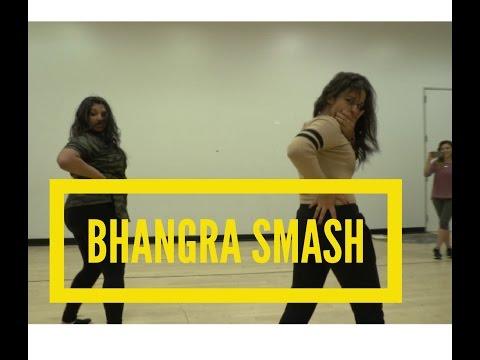 BHANGRA SMASH Dance by DJ NIMZ #BhangraFunk