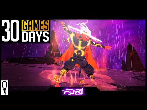 FURI Impressions - NON STOP BOSS BATTLES - 30 Games in 30 Days (25/30)