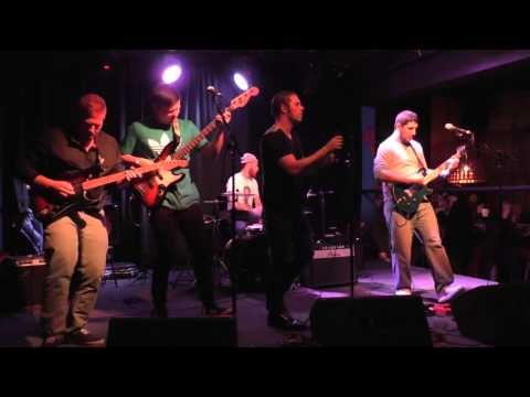 Spring Street Family Band live at Funk n' Waffles Set 1