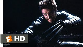X-Men (5/5) Movie CLIP - Showdown With Sabretooth (2000) HD