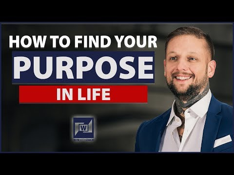 Finding Purpose In Life - How To Find Your Purpose In Life