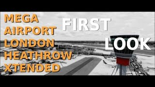 AEROSOFT - LONDON HEATHROW XTENDED